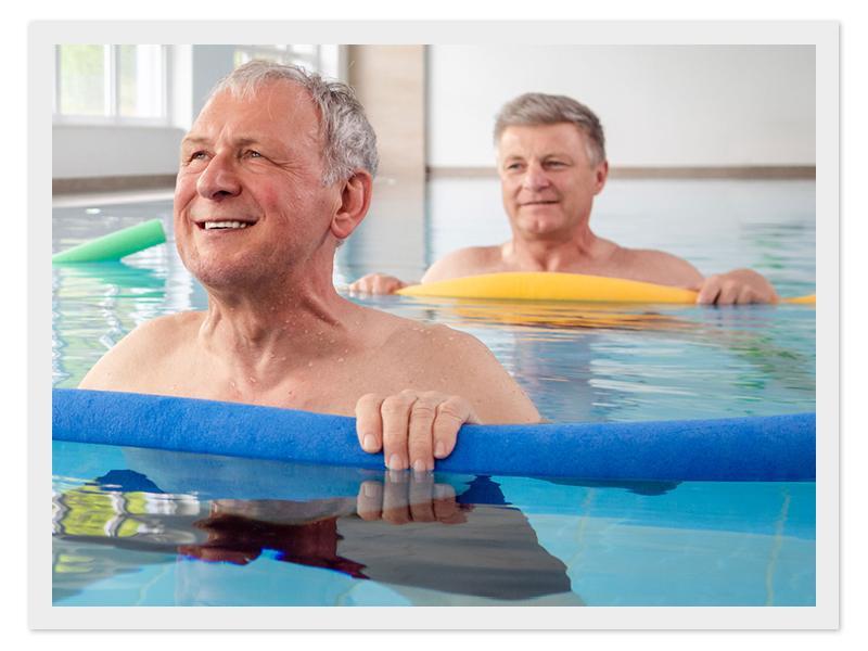 zwemmen ouderen