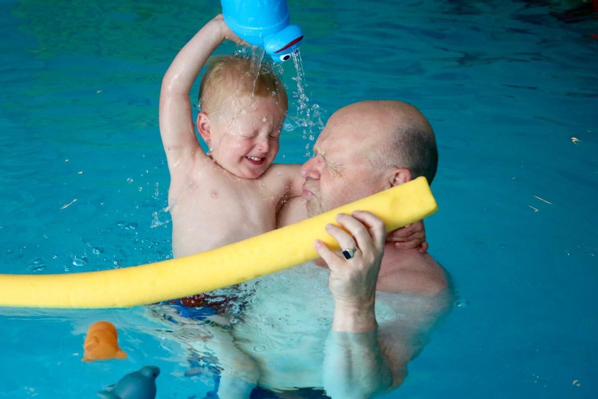 Voor alle zwemactiviteiten