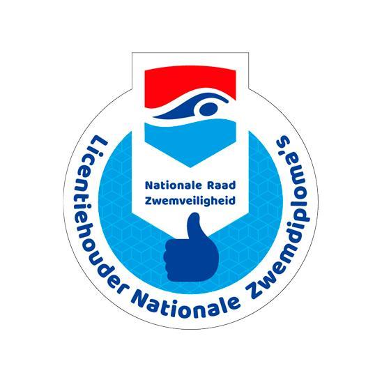 Licentiehouden Nationale Zwemdiploma's