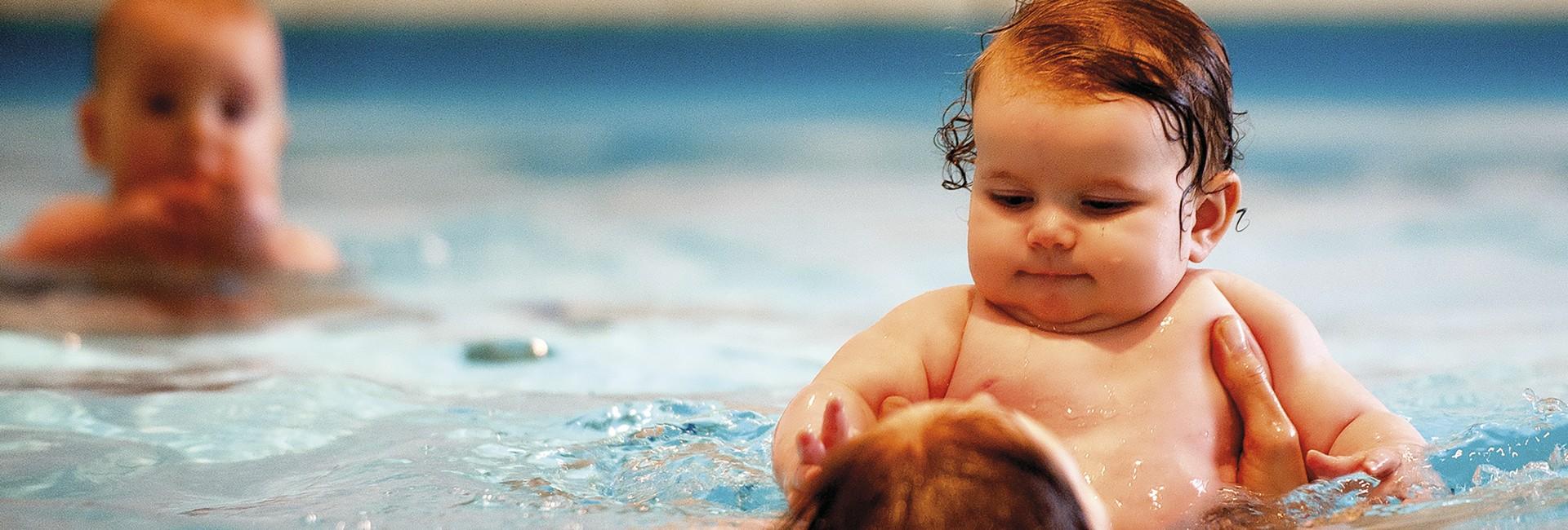 Van zwem- ABC tot therapiezwemmen