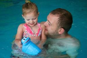 Baby- Puppyzwemmen